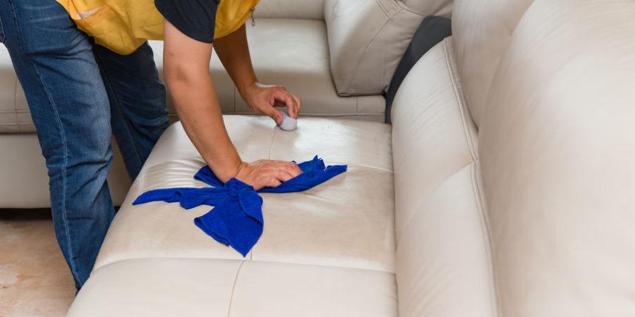 entretien canapé cuir