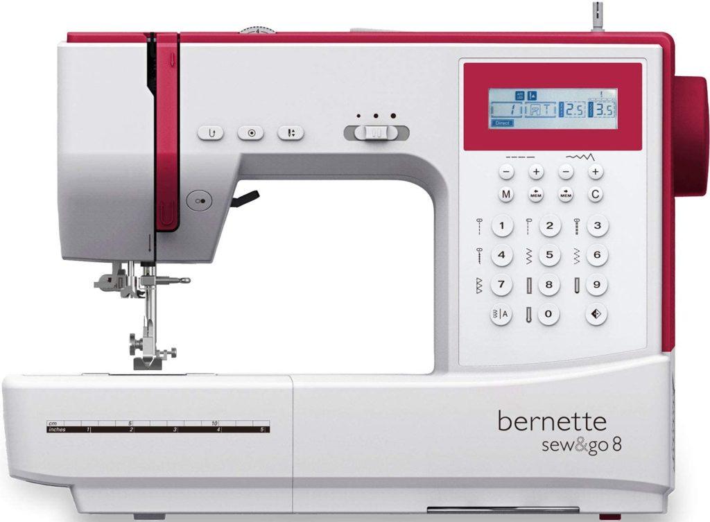 Bernette Sew & Go 8