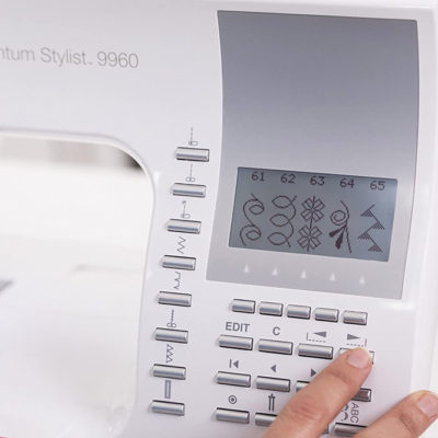 machine à broder